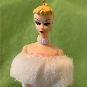 Hallmark Keepsake Ornament Barbie